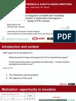 Brazil 2014ugm Integration of Aqwa With Friendship in Psv Vessel Design