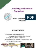 Problem Solving Laboratory (PSL)