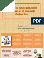 2 sitios web cuya actividad principal es el comercio electronico.pptx