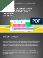 importancia de diferentes elementos quimicos.pptx