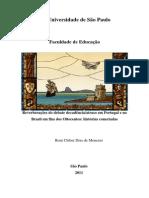 Tese de doutorado que trata da questão do ensino em Portugal no  XIX.pdf