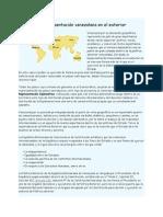 La representación venezolana en el exterior.doc