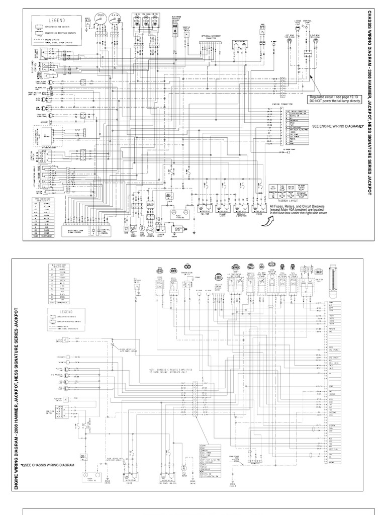 [SCHEMATICS_43NM]  Victory Hammer Wiring Diagrams | Wire | Safety | Victory Vegas Wiring Diagram |  | Scribd