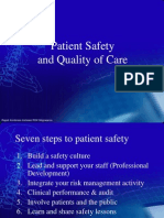 7 steps to Patient Safety.ppt