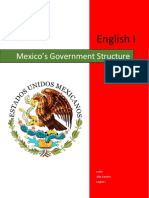 Division of Sovereignty in Mexico