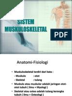 Kul Anatomi Fisiologi Muskuloskeletal Dl