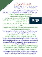 Quraan Ki Pabundee-Hum Kia Kur Rahein Hain
