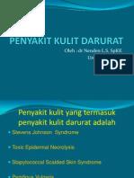 Penyakit Kulit Darurat Kuliah 2014