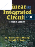 Linear Integrated Circuit 2nd Edition - D. Roy Choudhary