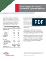 DuPont™ Krytox ® XHT-S Grease and DuPont™ Krytox ® XHT-SX