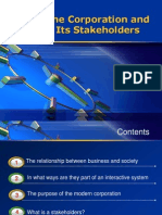 Chapter 1_The Corporation & Its Stakeholders