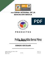 Nora Hilda Bernal Pérez