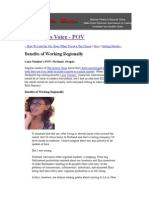 2007_01_01 - Benefits of Working Regionally - The Actors Voice POV