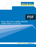 301_DCEC 6BT59G2 Parts Catalog