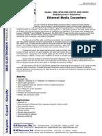 Ethernet Media Converters EMD-10xFSx_3602