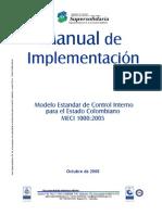 Manual Implementacion Meci 29 Oct 2008