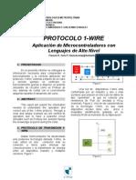 Protocolo 1 Wire
