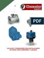 valvulas y purgadores para instalaciones de vapor.pdf