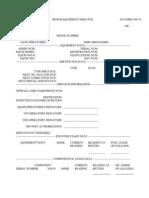 Documents Similar To DA Form 5988-e Blank Fillable