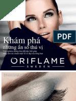 Catalogue My Pham Oriflame 11-2014