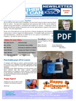 Kingsbury Newsletter October 2014 (1)
