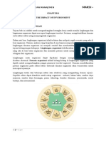 The Impact of Environment (Teori Organisasi Manajemen)