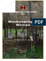 Beginners Guide to Beekeeping Kenya