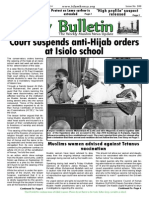 Friday Bulletin 599