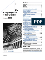 IRS Publication 15 Withholding Tax Tables 2010