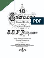 IMSLP57213-PMLP117719-Dotzauer_-_18_Excercices_for_the_Cello_Op120.pdf