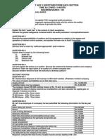 Audit & Taxation Final Paper 1