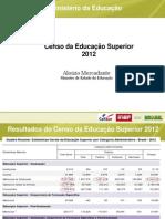 Censo Educação Superior 2012.pdf