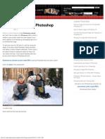 3D Pop Up Effect - Photoshop Tutorial