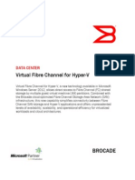 Virtual Fibre Channel Hyperv Tb