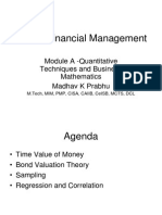 Study Material5 Bank Financial Management