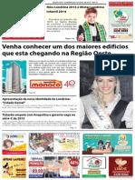 Jornal União - Edição da 2ª Quinzena de Outubro de 2014