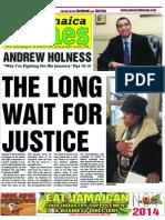 Jamaica Times October 2014
