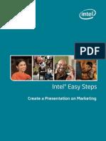 make a marketing presentation