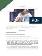 Estatuto do Egun, - port.pdf