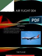 lauda air flight 004 brendan price