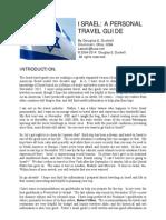 Israel Travel Guide