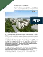 City 1 Property hat das Projekt MainzFive fertiggestellt