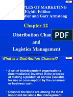 Distribution and Logistics