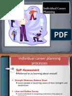 Individual Career Planning