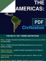 americas - part 3 - maya