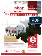 Flyer in Portugees