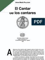 085 El Cantar de los Cantares (ANNE MARIE PELLETIER).pdf
