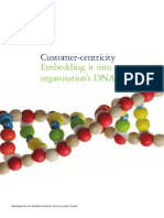 Uk Con Customer Centricity Dna