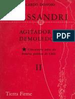 MASACRE del Seguro Obrero  RICARDO DONOSO (Alessandri, agitador y demoledor).pdf