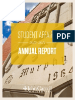 2014 Student Affairs Annual Report